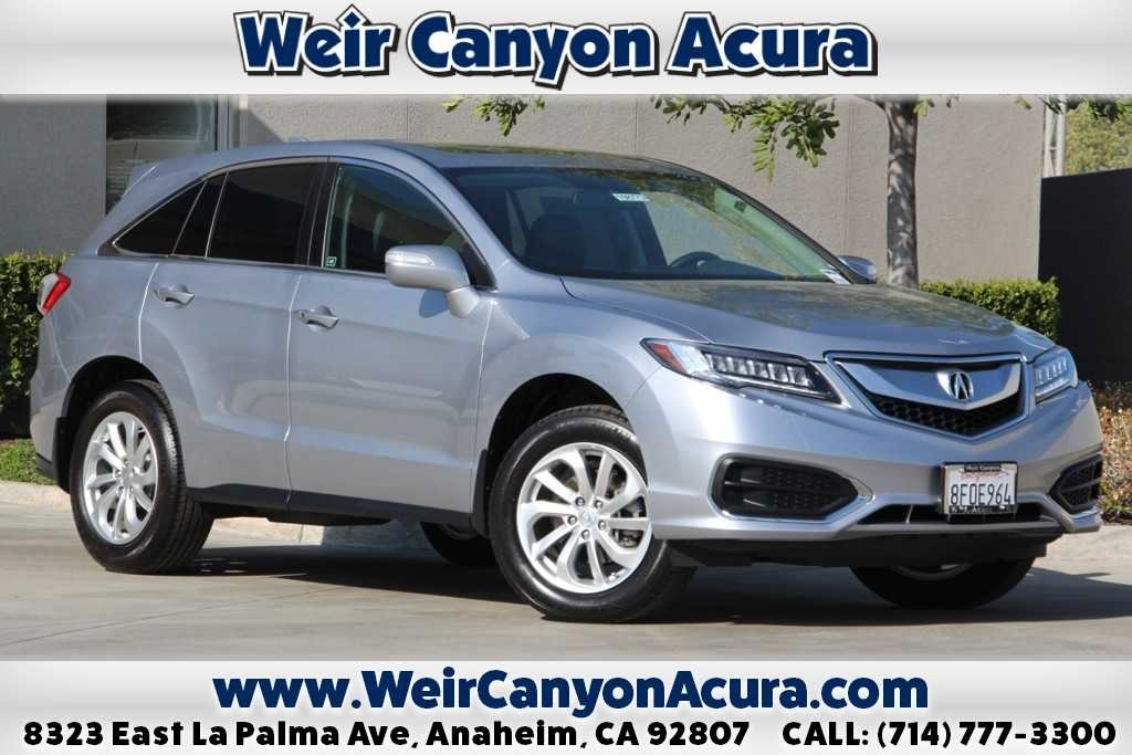 Pre-Owned 2018 Acura RDX .