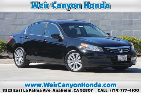 Pre-Owned 2012 Honda Accord EX