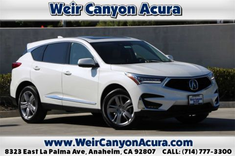 Certified Pre-Owned 2019 Acura RDX Advance Package